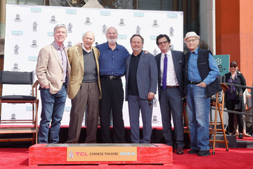 Billy Crystal 2017 TCM Classic Film Festival - Hand and Footprint Ceremony: Carl and Rob Reiner