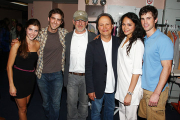 "Cody Green Billy Crystal Backstage At ""West Side Story"" On Broadway"