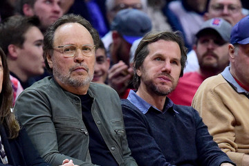 Billy Crystal Utah Jazz v Los Angeles Clippers - Game Two