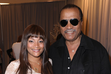 Billy Dee Williams Simone I. Smith Personal Appearance