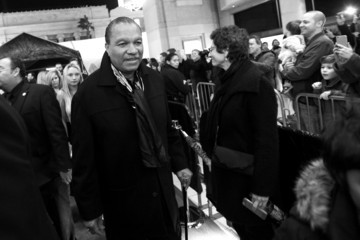 Billy Dee Williams Premiere of 'Star Wars: The Force Awakens' - Red Carpet