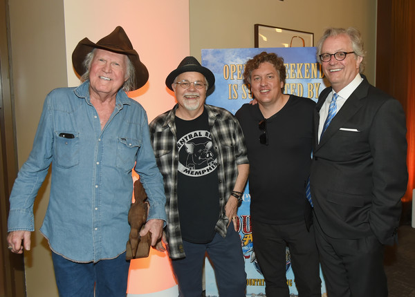 CMHOF Outlaws And Armadillos VIP Opening Reception