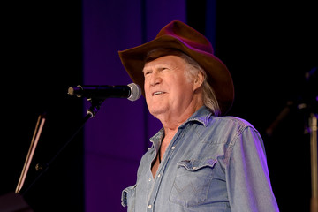 Billy Joe Shaver Country's Roaring '70s: Outlaws And Armadillos Exhibition Opening Concert