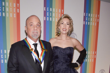 Billy Joel Alexis Roderick The 36th Kennedy Center Honors Gala
