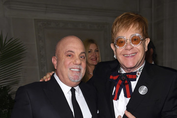 Billy Joel Elton John AIDS Foundation Commemorates Its 25th Year and Honors Founder Sir Elton John During New York Fall Gala - Inside