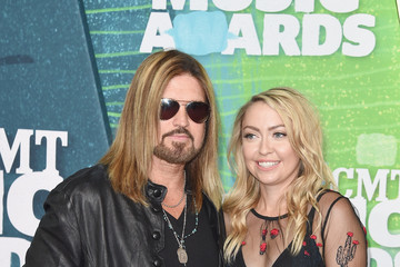 Billy Ray Cyrus 2015 CMT Music Awards - Arrivals