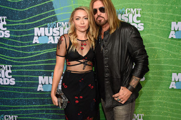 Billy Ray Cyrus 2015 CMT Music Awards - Red Carpet