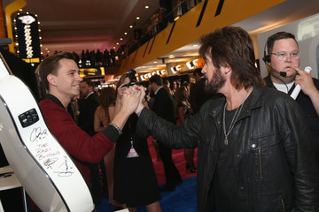 Billy Ray Cyrus 2016 CMT Music Awards - American Airlines Arrivals