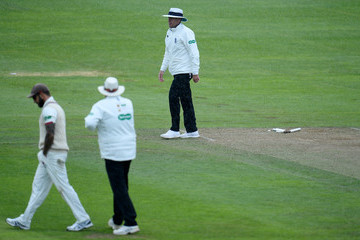 Billy Taylor Somerset v Lancashire - Specsavers County Championship: Division One