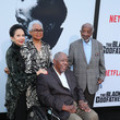 Billye Aaron Premiere Of Netflix's 'The Black Godfather'