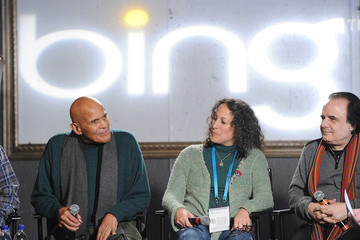 """Gina Belafonte Julius Nasso The Bing Decision Maker Series with the """"Sing Your Song"""" Cast and Filmmakers - 2011 Park City"""