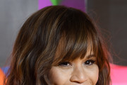 "Rosie Perez attends the ""Birds of Prey: And the Fantabulous Emancipation Of One Harley Quinn"" World Premiere at the BFI IMAX on January 29, 2020 in London, England."