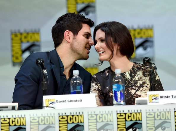 Grimm Co-Stars Bitsie Tulloch and David Giuntoli Are Engaged