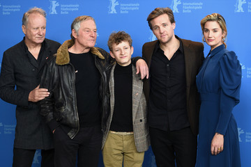 Bjorn Floberg 'Out Stealing Horses' Photocall - 69th Berlinale International Film Festival