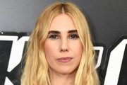 """Zosia Mamet attends the """"BlacKkKlansman"""" New York Premiere at Brooklyn Academy of Music on July 30, 2018 in New York City."""