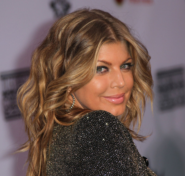 Recording artist Fergie attends The Black Eyed Peas' seventh annual Peapod benefit concert at The Music Box on February 10, 2011 in Hollywood, California.