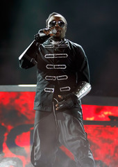 will.i.am Black Eyed Peas In Concert At Mandalay Bay