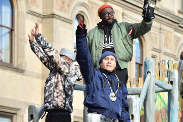 Black Eyed Peas 93rd Annual Macy's Thanksgiving Day Parade