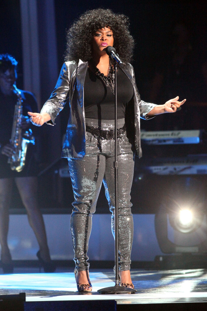 Jill Scott In Black Girls Rock 2011 4 Of 9 Zimbio