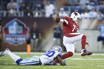 Blaine Gabbert Hall of Fame Game - Dallas Cowboys v Arizona Cardinals
