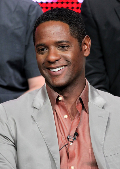 "Blair Underwood Actor Blair Underwood speaks onstage during the ""The Event"" panel during the summer Television Critics Association press tour on July 30, 2010 in Beverly Hills, California."