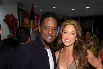 Blair Underwood Dylan Lauren Celebrates the Sweet 16 of Dylan's Candy Bar
