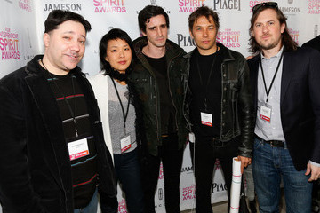 Blake Ashman-Kipervaser Julia Kim 2013 Film Independent Filmmaker Grant And Spirit Award Nominees Brunch - Red Carpet