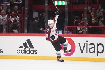 Blake Comeau 2017 SAP NHL Global Series - Colorado Avalanche v Ottawa Senators