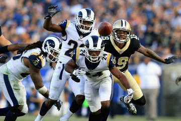 Blake Countess New Orleans Saints v Los Angeles Rams