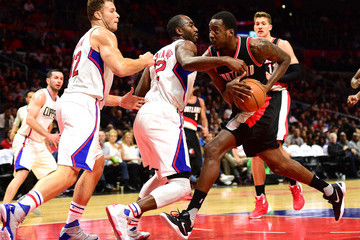 Blake Griffin Portland Trail Blazers v Los Angeles Clippers