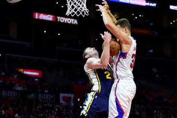 Blake Griffin Utah Jazz v Los Angeles Clippers