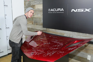 Blake Jenner Acura Studio At Sundance Film Festival 2017 - Day 4 - 2017 Park City
