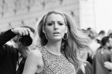 Blake Lively An Alternative View of the CFDA Fashion Awards