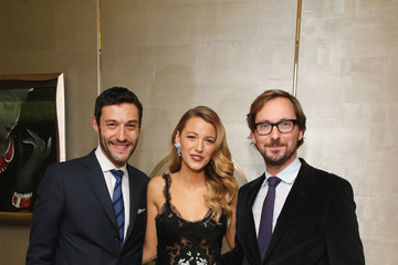 Blake Lively Nicolas Bos Van Cleef & Arpels Host a Cocktail Party