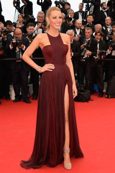 "Blake Lively - Opening Ceremony & ""Grace Of Monaco"" Premiere - The 67th Annual Cannes Film Festival"