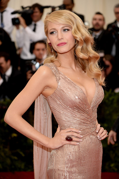 Blake Lively - Red Carpet Arrivals at the Met Gala — Part 3