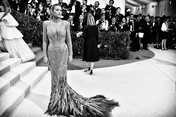 Blake Lively 'Rei Kawakubo/Comme des Garcons: Art Of The In-Between' Costume Institute Gala - Alternative Views