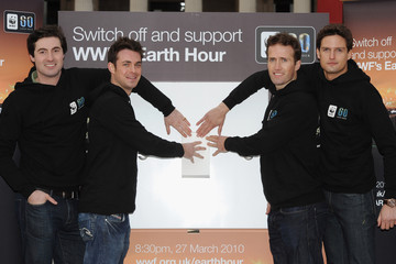 Ollie Bains Blake Record 'Beautiful Earth' For WWF's Earth Hour In Trafalgar Square
