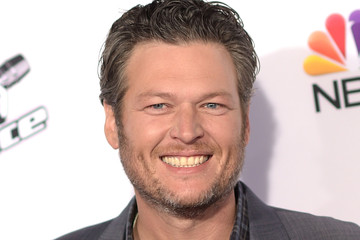 Blake Shelton 'The Voice' Season 7 Red Carpet Event