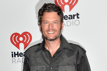 Blake Shelton 2015 iHeartRadio Music Festival - Night 2 - Backstage