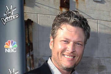 "Blake Shelton NBC's ""The Voice"" Red Carpet Event"