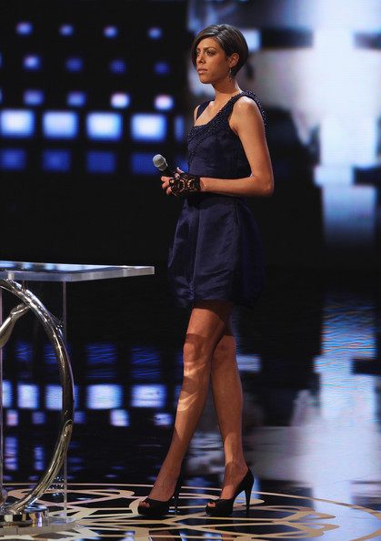 Blanka Vlasic Pictures Awards Ceremony 2011 Laureus