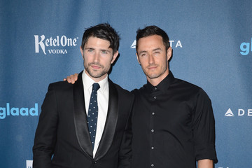 Blue Hamilton 24th Annual GLAAD Media Awards Presented By Ketel One And Wells Fargo - Arrivals