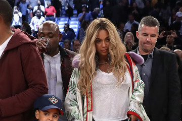 Blue Ivy Carter NBA All-Star Game 2017