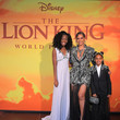 Blue Ivy Carter The World Premiere Of Disney's 'The Lion King'