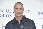 Nigel Barker attends The Blue Jacket Fashion Show during NYFW at Pier 59 Studios on February 05, 2020 in New York City.