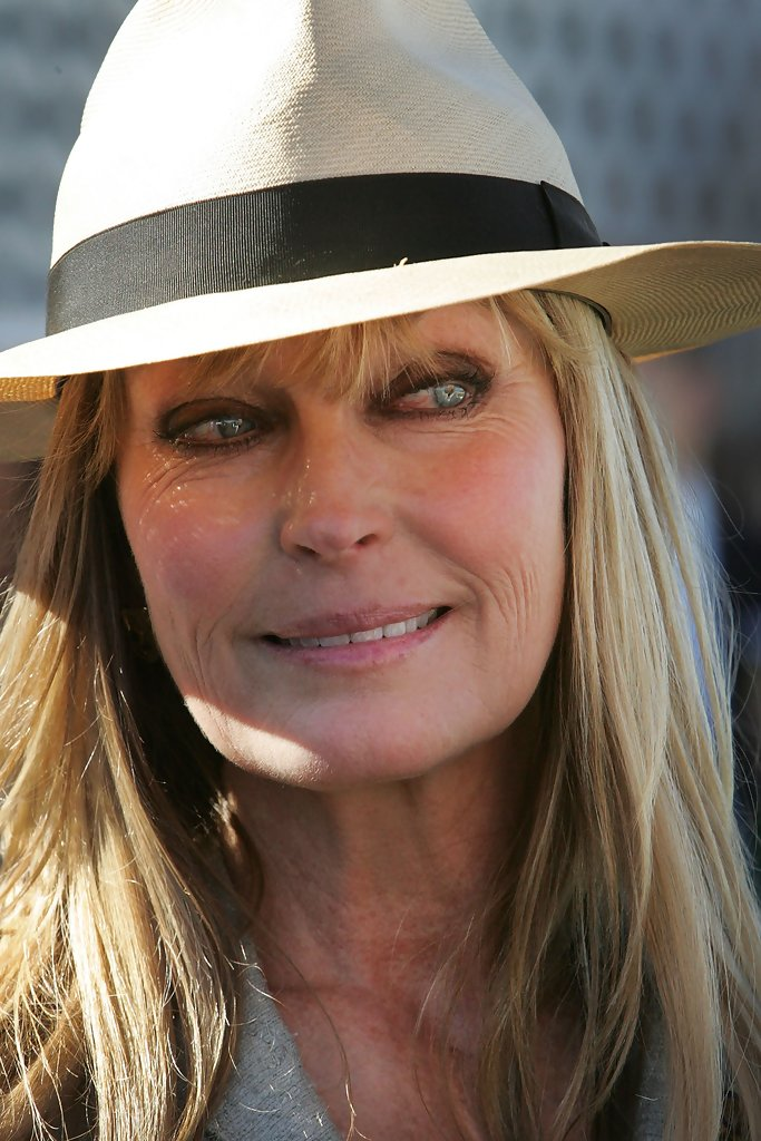 Bo Derek - Celebrities At Derby Day