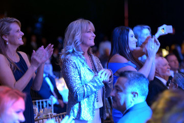 Bo Derek Muhammad Ali's Celebrity Fight Night XXII - Backstage and Audience