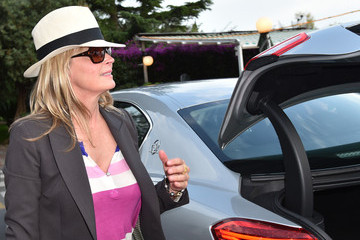 Bo Derek Stars at the Taormina Film Festival