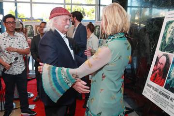 Bo Derek Premiere Of Sony Pictures Classic's 'David Crosby: Remember My Name' - Red Carpet